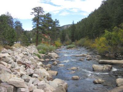 Colorado Network: Big Thompson River on