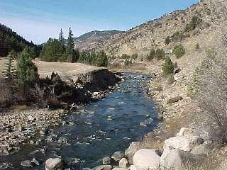 Colorado Fishing Network: Clear Creek