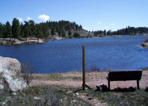 Colorado Fishing Network: Red Feather Lakes